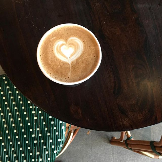 Le District Coffee at TriBeCa